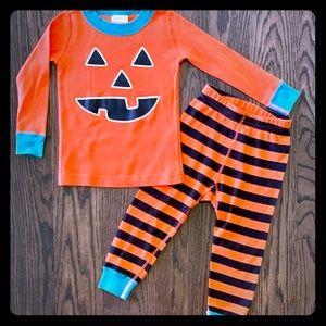 Hanna Andersson Pumpkin Long John Pajamas 🎃